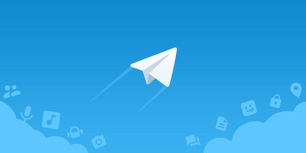آموزش حذف پیام Joined telegram