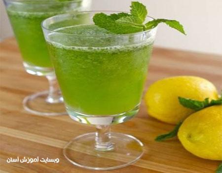 دسر لیموناد