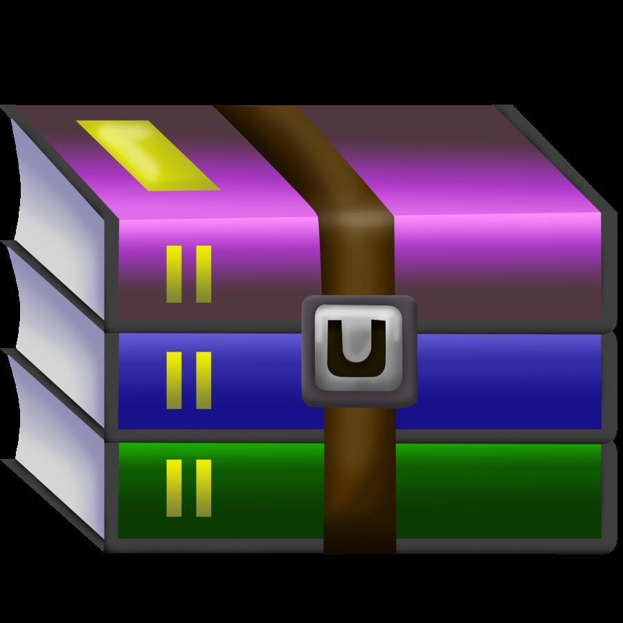 رمز گذاری روی فایل زیپ در وینرار