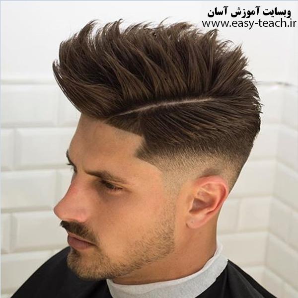 بهترین مدل موهای مردانه جدید