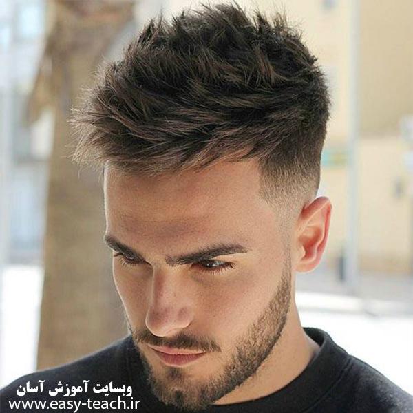 بهترین مدل موهای پسرانه سال