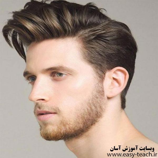 جدید ترین مدل موهای پسرانه سال