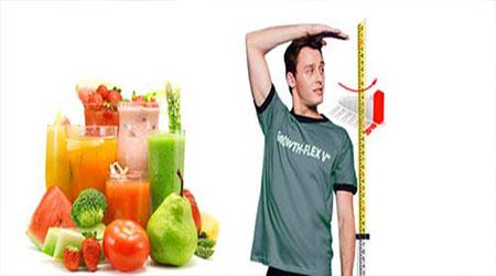 نقش تغذیه در افزایش قد