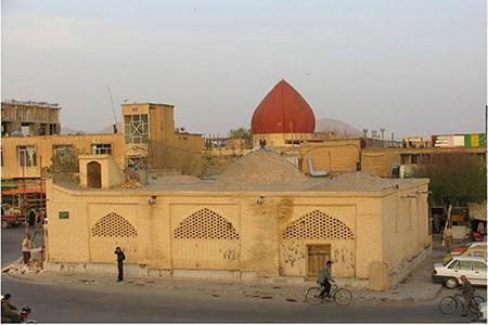 «مسجد اتابکان»، عمارتی برجای مانده از دوران حکومت اتابکان است