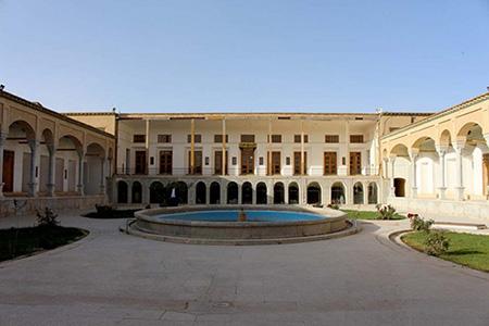 خانه ستوده چالشتری، قسمتی از ارگ چالشتر است که در اواخر دوران حکومت قاجاریان احداث شده