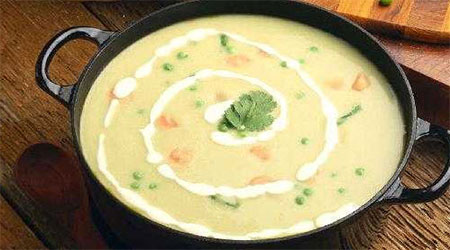 آموزش درست کردن سوپ ساده