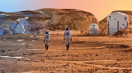 همه چیز درباره سفر به مریخ