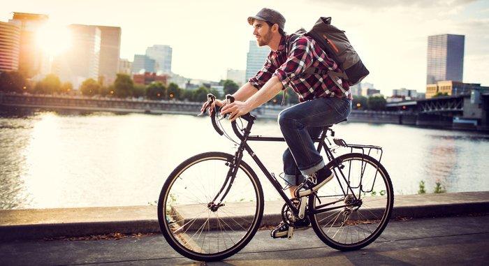 با دوچرخهسواری، ۵۰۸ کالری در ساعت خواهید سوزاند