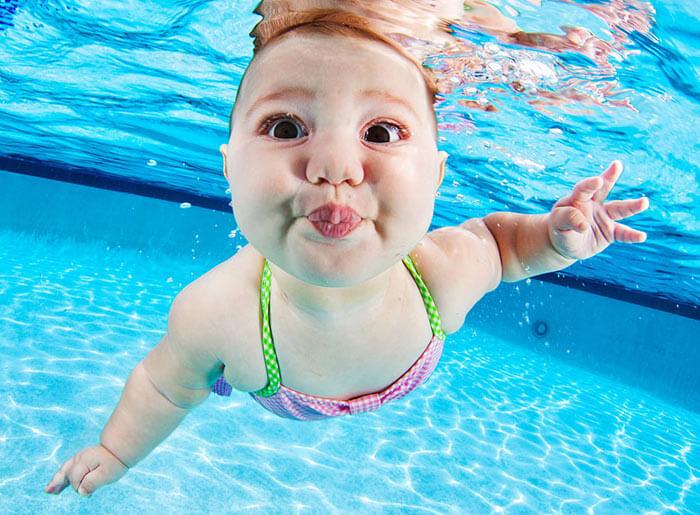 با شنا کردن، ۸۹۲ کالری در ساعت خواهید سوزاند
