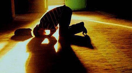 تعقیب نماز صبح