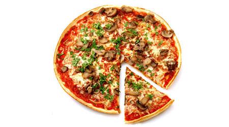 آموزش درست کردن پیتزا سبزیجات