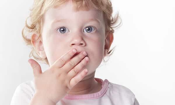 زمان حرف زدن کودک
